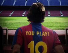 Camp Nou You Play